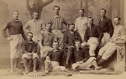 Detroit Wolverines of the National League, 1882